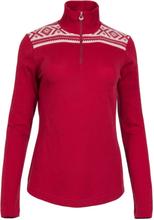 Dale of Norway Cortina Basic Women's Sweater Dame langermede treningstrøyer Rød S