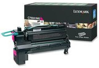 Lexmark Toner C792A1MG magenta