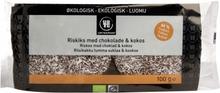 Urtekram Bio Reiscracker Schokolade & Kokos 100 g