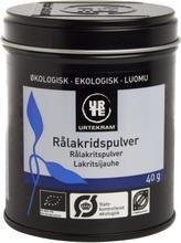 Urtekram Bio Rohlakritz Pulver 40 g