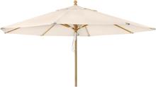Trieste parasoll Beige 2,5 m