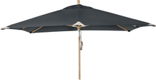 Como parasoll Svart 3x3 m/