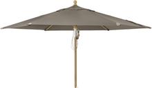 Parma parasoll Taupe 3,5 m