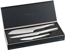 Chroma Type 301 Knivset 3 knivar, Porsche