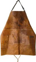 Skinnförkläde i vaxat buffelskinn, Scandinavian Home