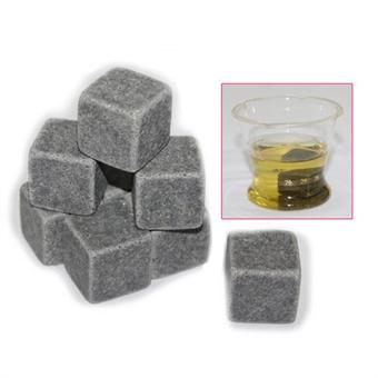 Whiskeystenar i granit