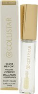 Collistar Gloss Design Lip Gloss 7ml - 01 Transparent