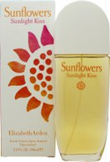 Elizabeth Arden Sunflowers Sunlight Kiss Eau de Toilette 100ml Sprej
