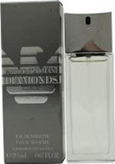 Giorgio Armani Emporio Diamonds Eau de Toilette 20ml Sprej