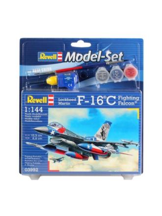 Model Set-F-16 c USAF