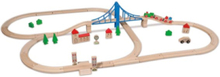 Train Set with Accessories 55 pcs