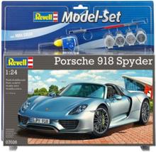 Model Kit-Porsche 918 Spyder