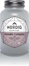 NORDIQ Female Complex (60 kap)