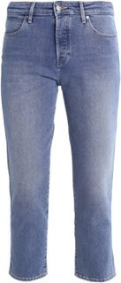 Wrangler CROPPED STRAIGHT Jeans Straight Leg blue jean baby