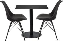 Mattgrup - Colin bord + 2 Comfort stolar