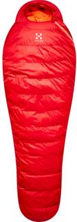Haglöfs Ursus -9 dunsoveposer Rød 190L