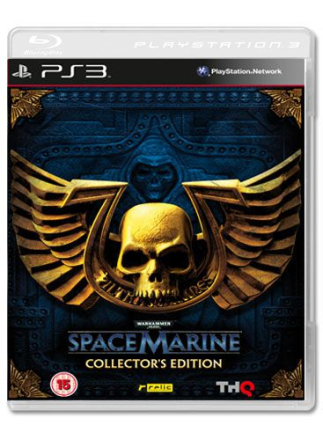 Warhammer 40.000: Space Marine Collectors Edition /PlayStation 3