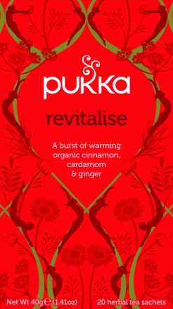 PUKKA - Revitalise Tea (Kapha)