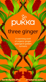 PUKKA - Three Ginger Tea