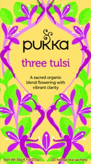 PUKKA - Three Tulsi Tea