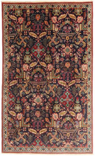 Tabriz matta 145x243 Orientalisk Matta
