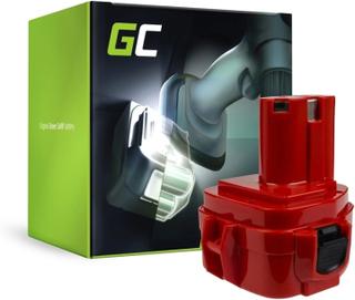 Batteri till Elverktyg 1220 1222 för Makita 1050D 4191D 6271D 6835D 8413D