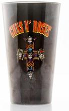 "Guns N""' Roses: Premium pint glass"