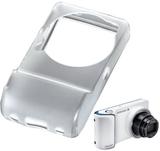 Soft shell (transparent) samsung galaxy camera ska