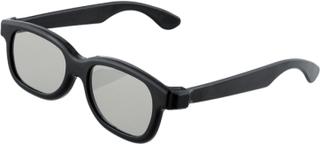3-d glasögon passiva för ex philips sony lg tv