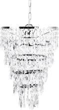Kattokruunu hopeinen ENTWASH