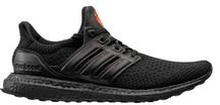 adidas Ultra Boost X Manchester United - Musta/Punainen LIMITED EDITION