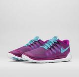 Nike free 5.0 wmns