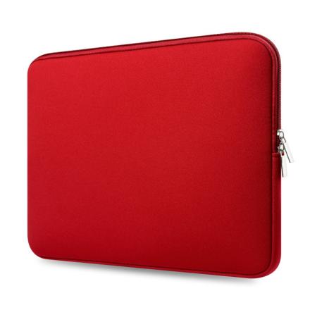 Laptopfodral 14 tum Rött