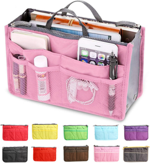 Bag in bag väskinsats necessär