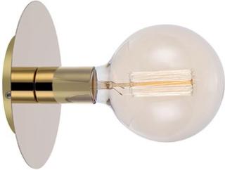 Markslöjd Disc Væg-/Taglampe Messing Markslöjd