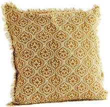 Madam Stoltz Sametti tyynynpäällinen printillä