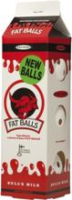 Fatpipe Ball Can White 3p Salibandytarvikkeet WHITE
