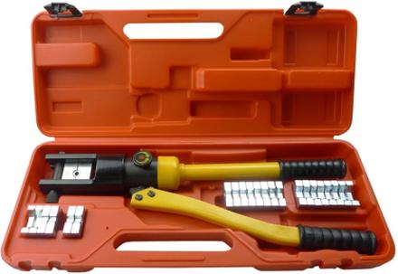 vidaXL Hydrauliskt pressverktyg