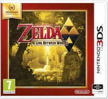 Legend of Zelda: A Link Between Worlds - 3DS - RPG