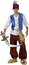 Kostume prins arabisk til mænd - XL
