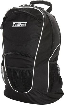 Toolpack Multifunktionell ryggsäck 2-i-1 Sane svart