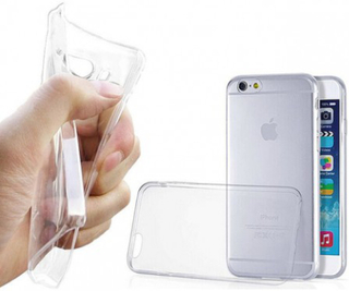 Skal till apple iphone 6 / 6s skal tunt silikon skal - 3mm tpu