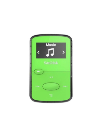 Clip Jam Green - 8GB