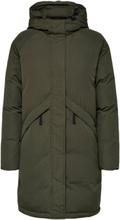 SELECTED Puffer - Coat Women Green
