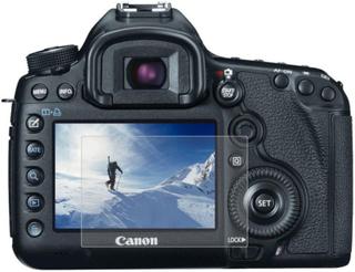PULUZ PU5501 Canon EOS 5D Mark III 9H tempered glass screen protector