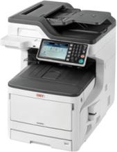 MC853DN Laserprinter Multifunktion med Fax - Farve - LED