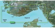 Oslo-Skagerak-Haugesund Garmin microSD™/SD™ card: HXEU041R
