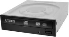 iHAS324 - DVD-RW (Brænder) - SATA - Sort