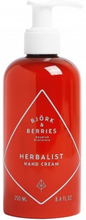 Björk & Berries Herbalist Hand Cream 250 ml
