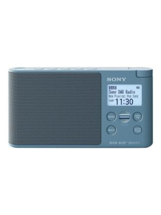 DAB bærbar radio XDR-S41D - Mono - Blå